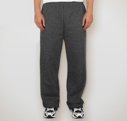 Champion Eco Youth 9 oz. Open-Bottom Fleece Pant