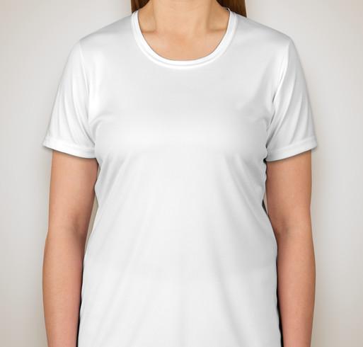 Hanes Ladies' 4 oz. Cool Dri T-Shirt