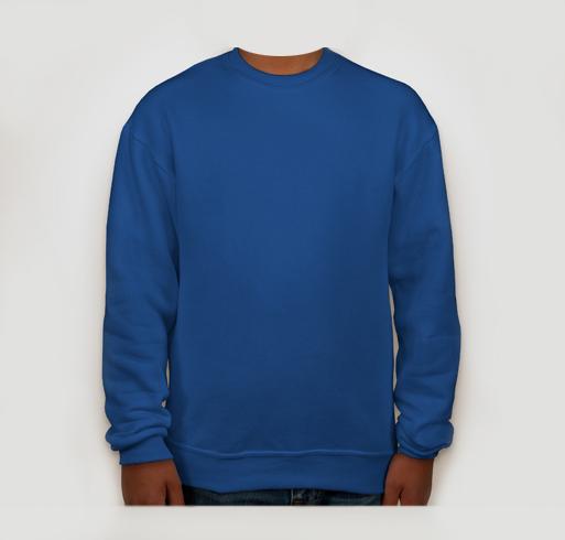 Jerzees Youth 9.5 oz., 50/50 Super Sweats NuBlend Fleece Crew