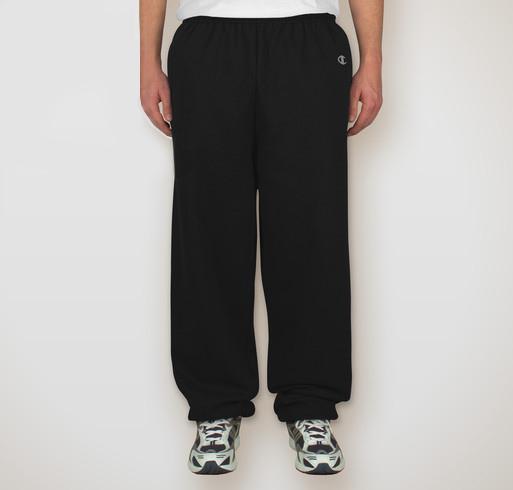 Gildan Heavy Blend 8 oz., 50/50 Open-Bottom Sweatpants