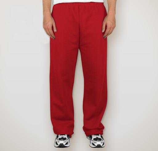 Jerzees 8 oz., 50/50 NuBlend Fleece Sweatpants