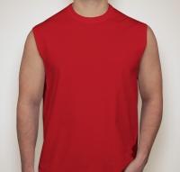 Jerzees Hidensi-T Sleeveless T-shirt