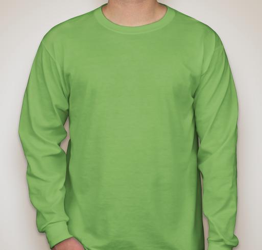 Jerzees Heavyweight Long Sleeve 50/50 T-shirt
