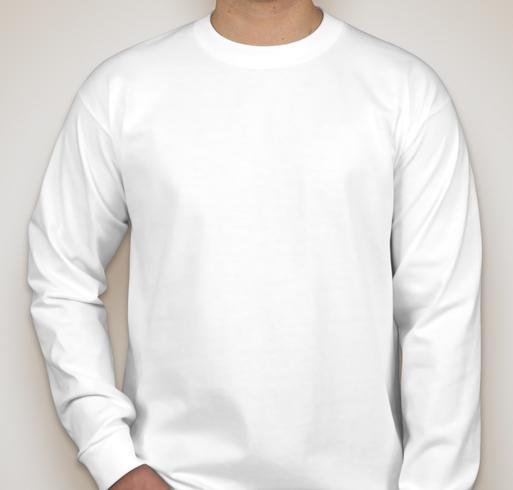 Port & Company Long Sleeve Cotton T-shirt