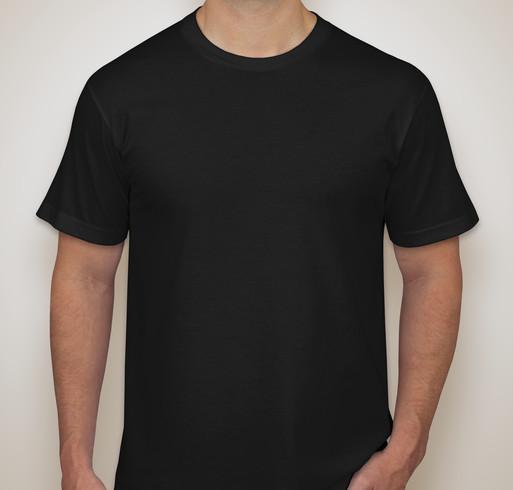 100% Ringspun Cotton T-shirt