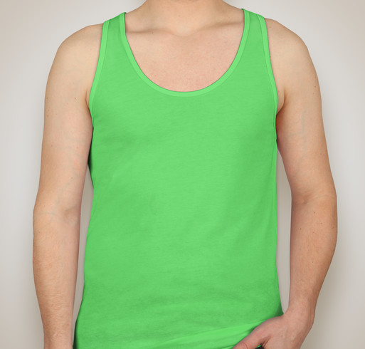 100% 4.3 oz. Cotton Form-Fitting Tank Top