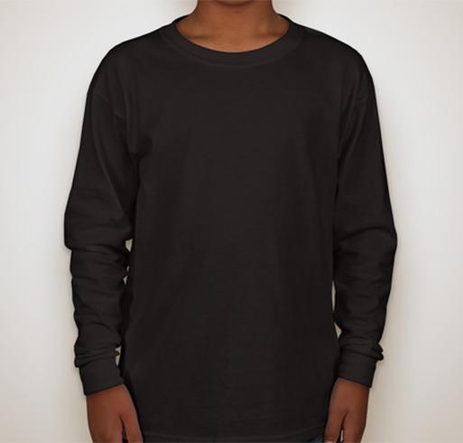 Gildan Ultra Cotton Youth 6 oz. Long-Sleeve T-Shirt